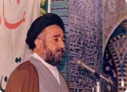 امام جمعه فقید فریمان مرحوم حاج آقای حیدری